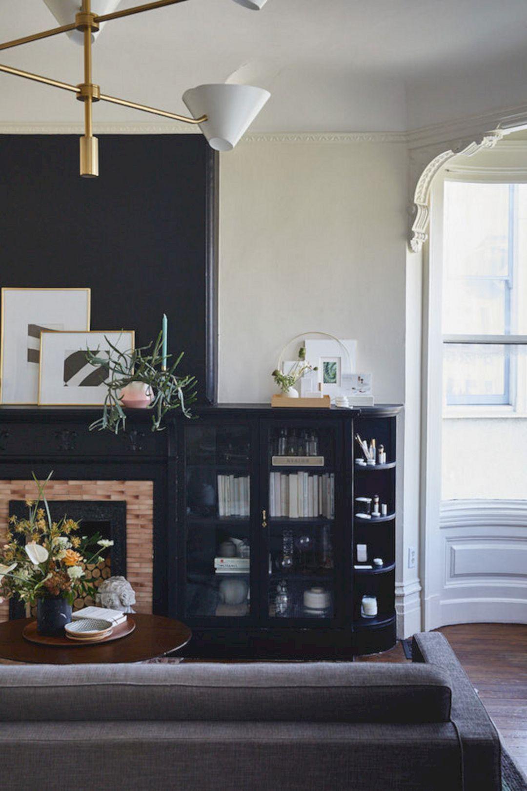 40 best black and white interior design ideas / freshouz