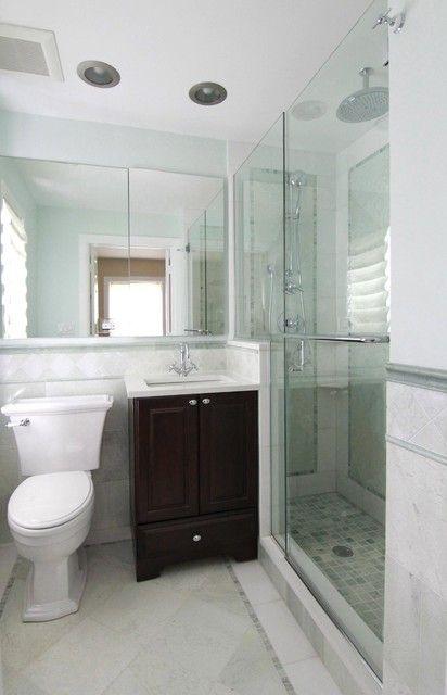 Wunderbar Kleines Badezimmer Bilder Kleine Master Bad Bilder Keineswegs Gehen Von  Designs. Kleine Master Bad Bilder Könnten Verschöner.