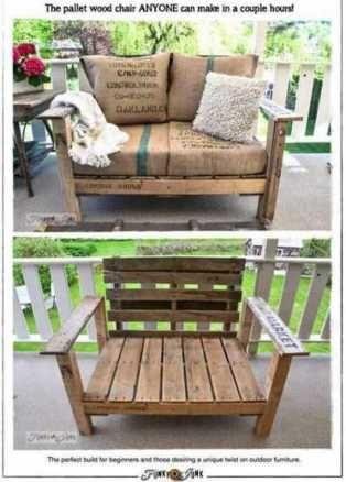 pallet-love-seat
