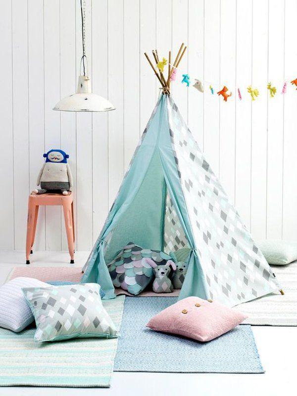 7 ideas para un rincón de lectura en el cuarto del bebé -
