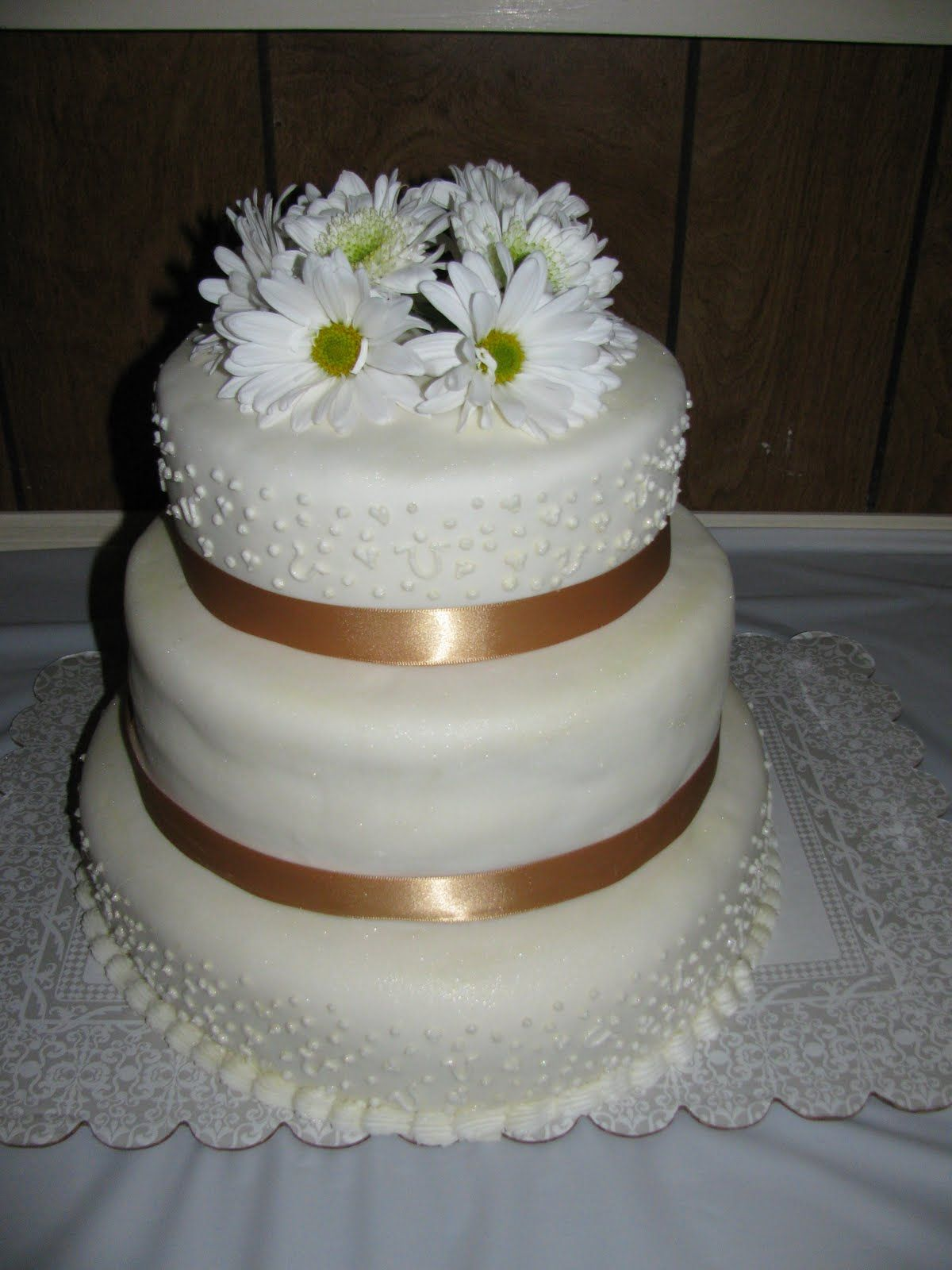 Wedding Cake Dsigns For 50 Homemade By Heather 33 50th