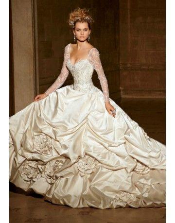 Eve of Milady & Amalia Carrara | amazing royal wedding dresses ...