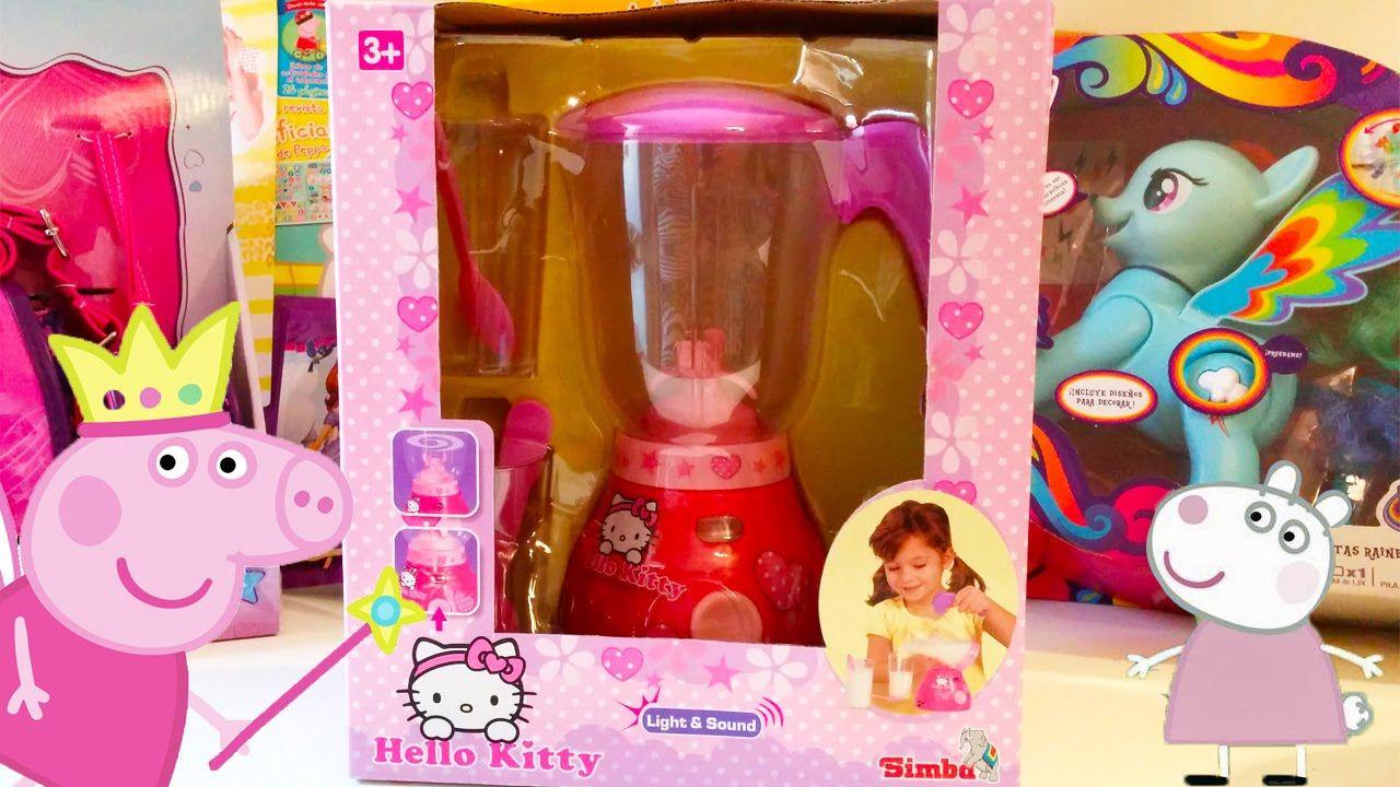 Batidora de Hello Kitty Juguetes de Cocina Juguetes para nias