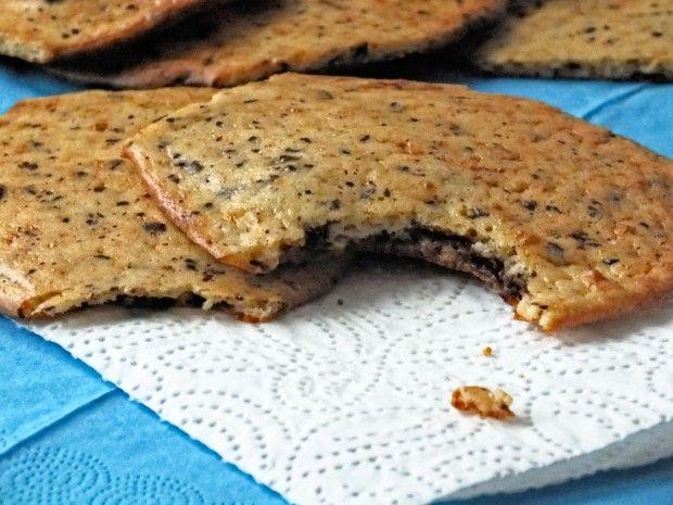 weiche schoko cookies glutenfrei rezept kekse di t. Black Bedroom Furniture Sets. Home Design Ideas