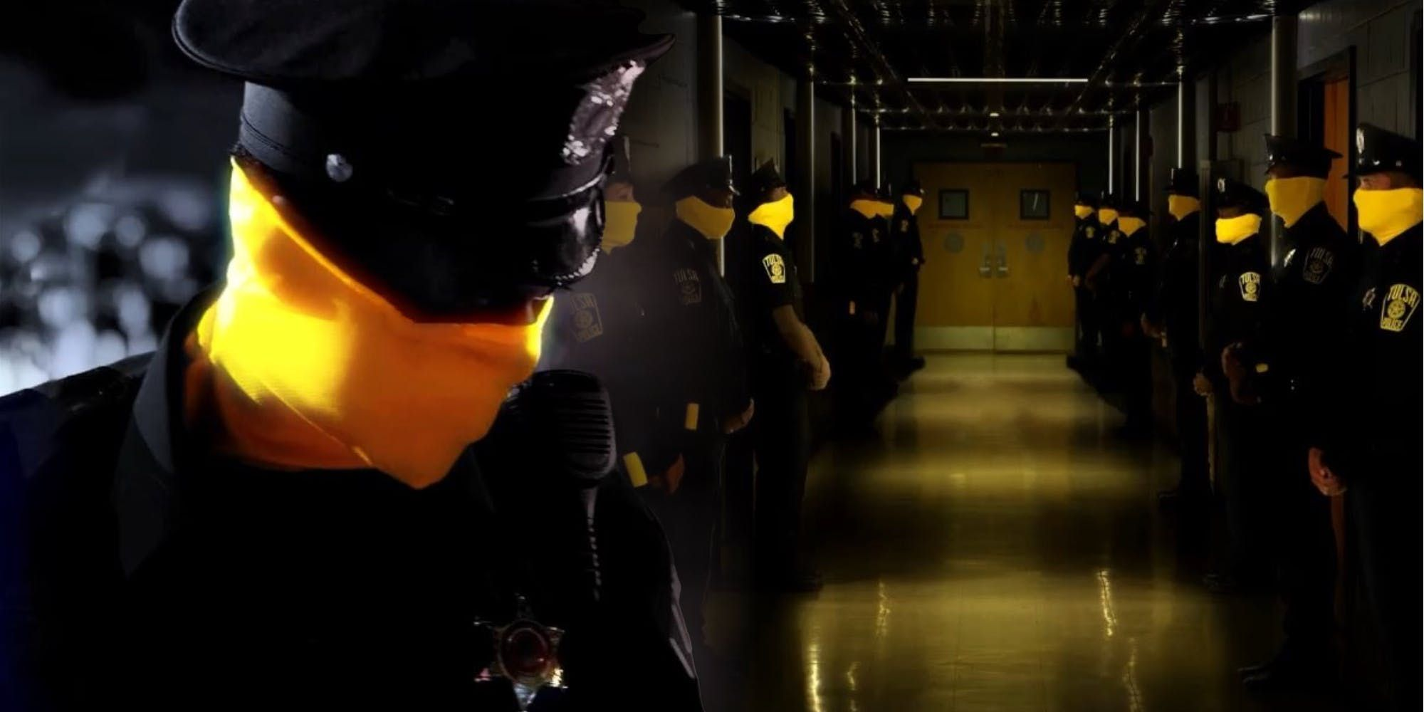 watchmen tv series - HD2000×1000