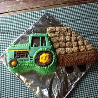 My little farmer boy Hayes! | CAKES | Pinterest | Farmers and Cake