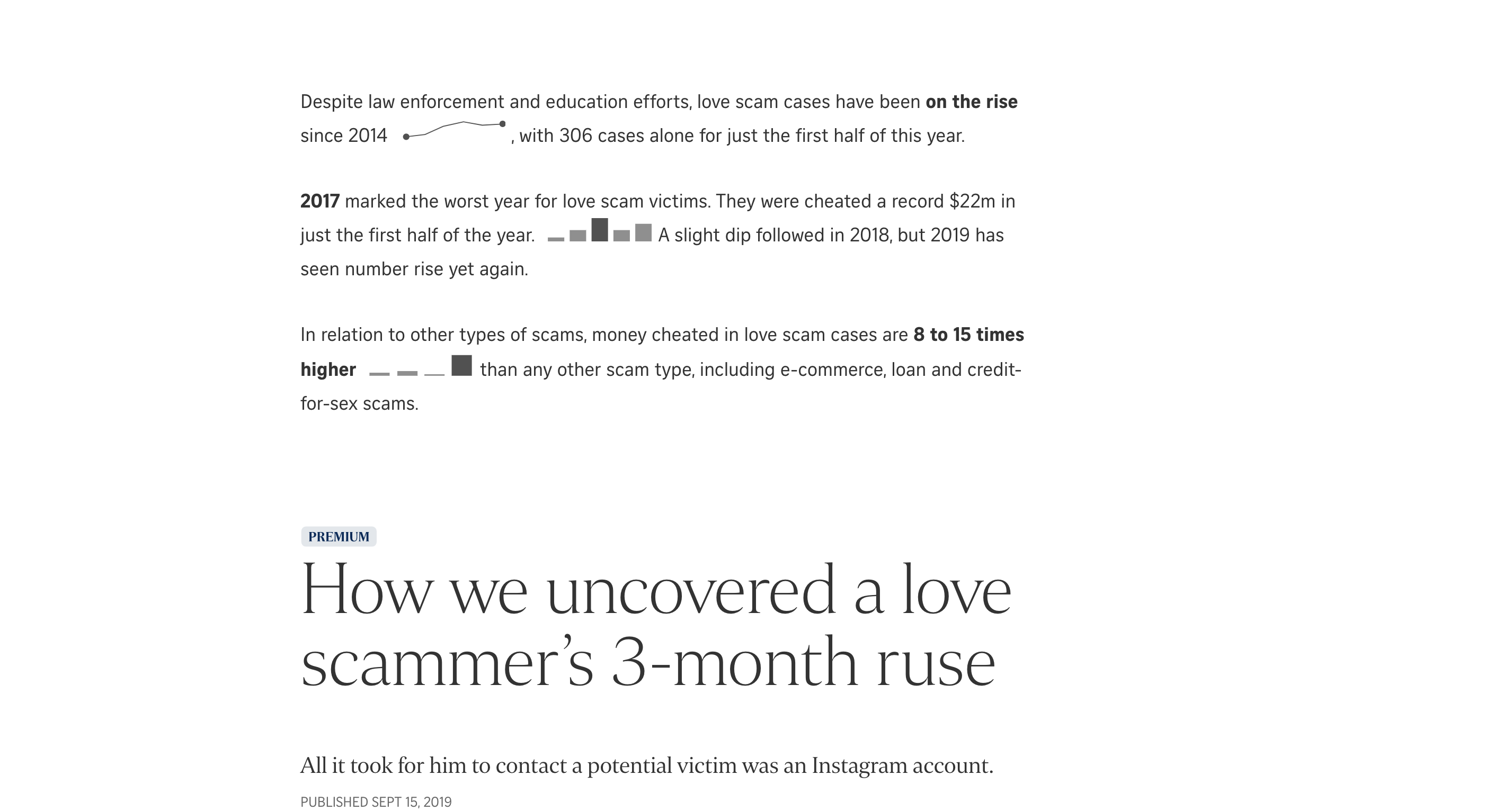 How St Uncovered A Love Scammer S 3 Month Ruse The Straits Times In 2020 Ruse Deceit Love