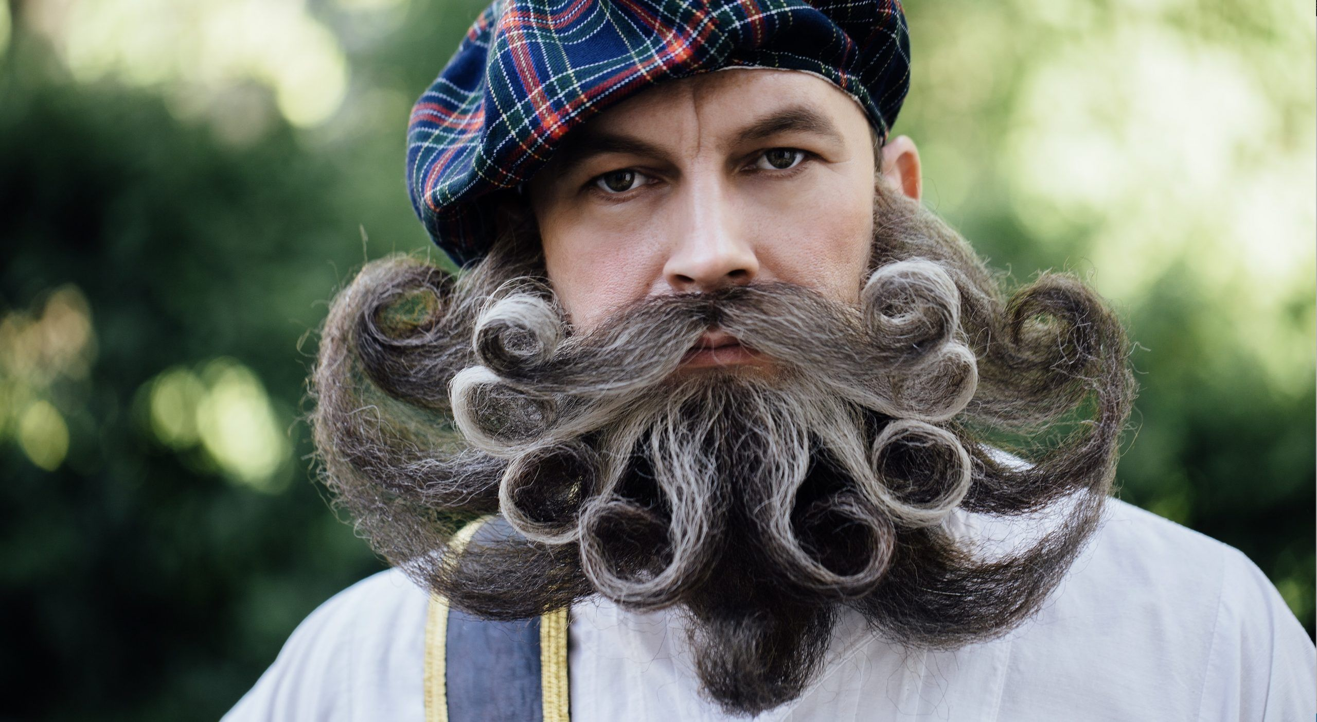 30 Bärte, die deinen Bart wie Flaum aussehen lassen