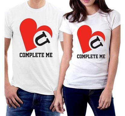 cb70db6506 Valentine's Couple T-shirt - SW3283T | Shopping in bangladesh ...