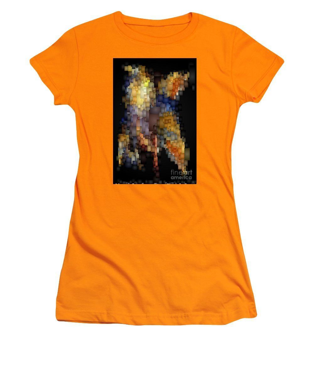 Women's T-Shirt (Junior Cut) - Illumination