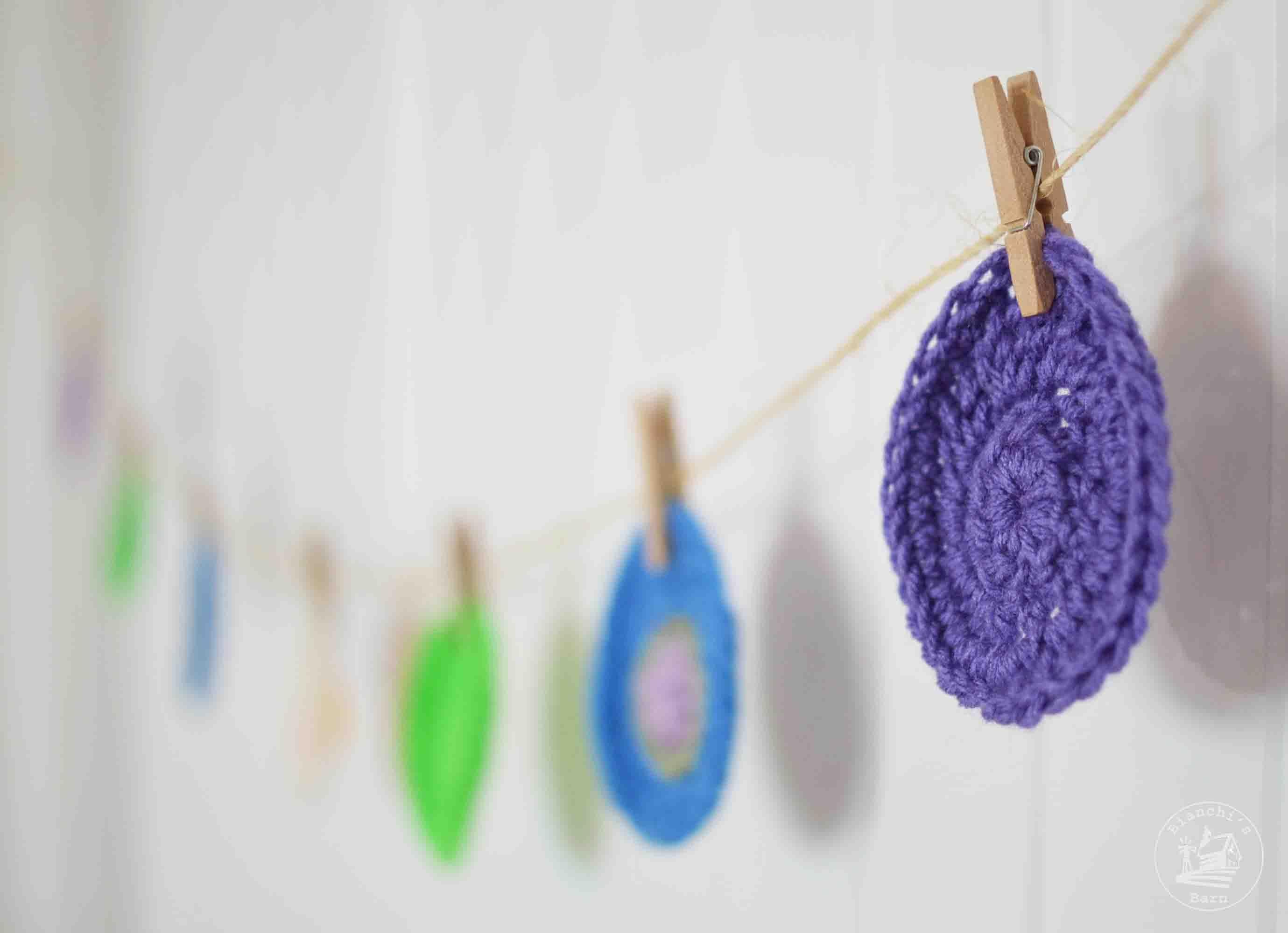Easter Egg Free Crochet Pattern