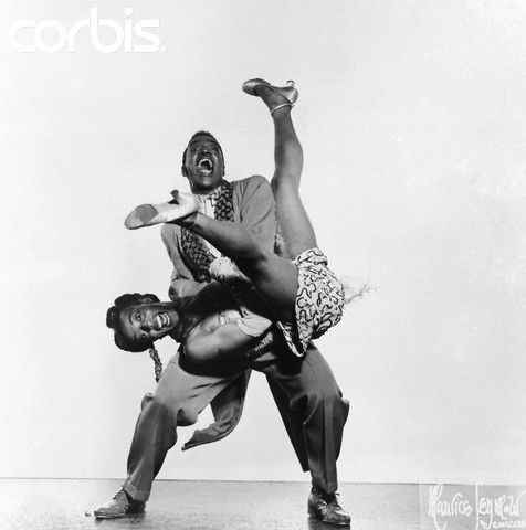 Who wouldn't want to Lindy Hop? (Otherwise known as swing dancing)