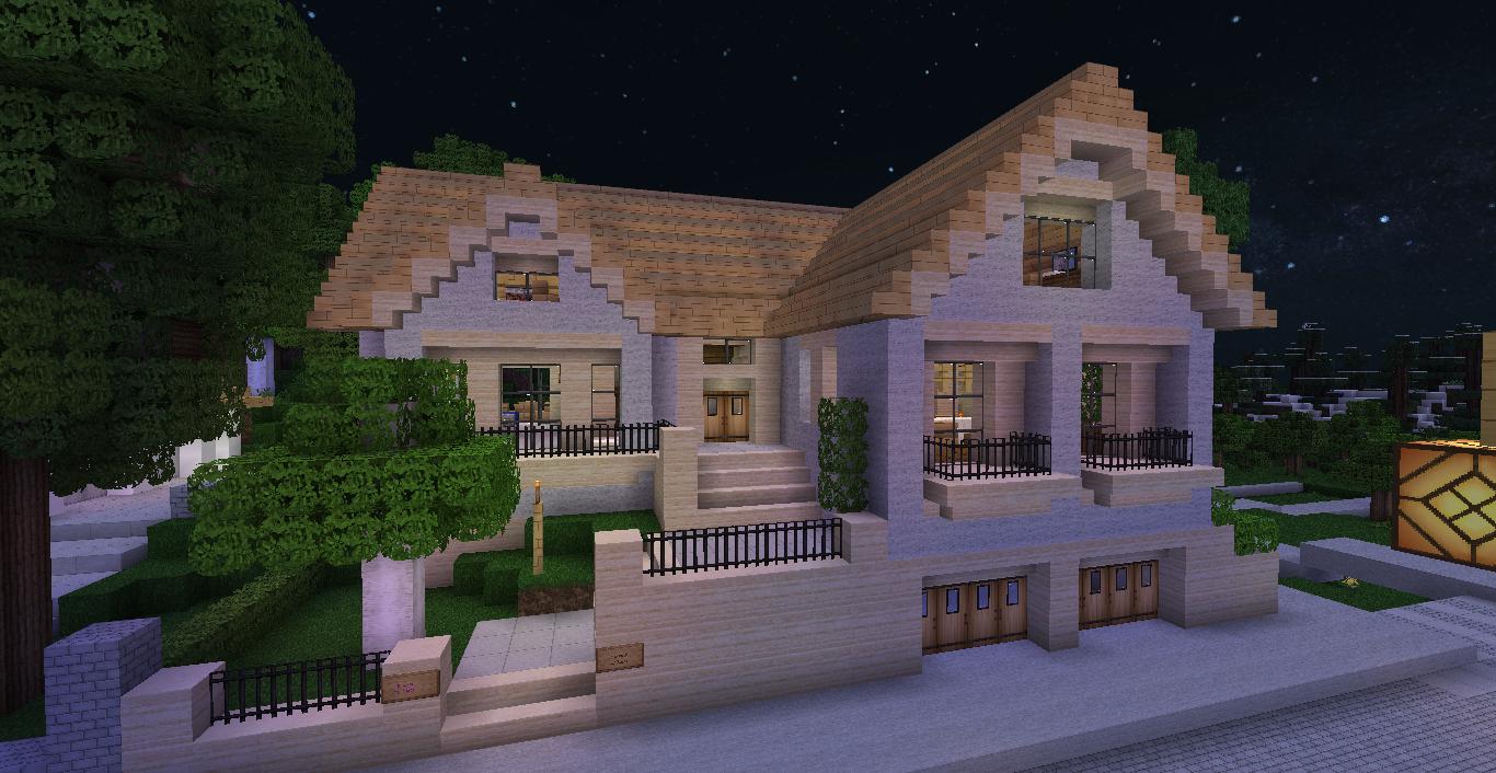 Minecraft Seed Grande Ville