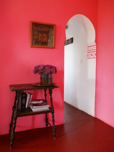 Chez Victoire de Taillac, à Tanger, MilK Magazine, © julie ansiau