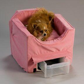 Snoozer Luxury Lookout II Pet Dog Car Seat -SnoozerPetProducts.com - Snoozer Pet Car Seats - Dog Car Seats