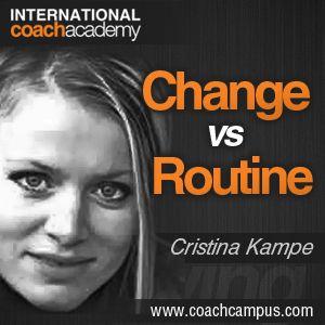 Power Tool: Change Vs. Routine