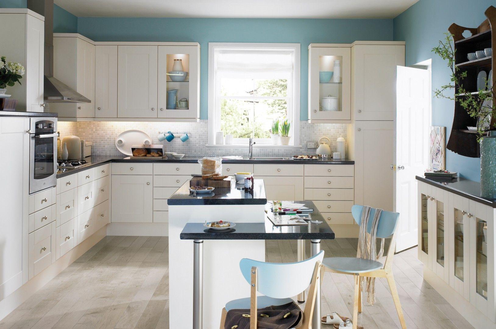 Oyster Shaker Interior by Daniel James Kitchen designs