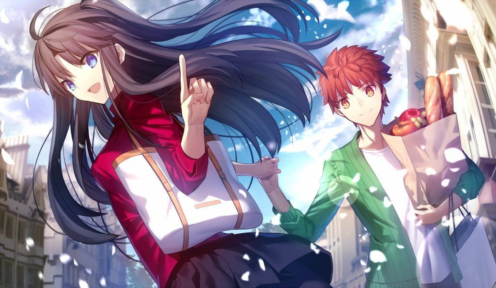 Fate Stay Night Unlimited Blade Works Wallpaper 79 Hd Impressive Wallpaper Wallpaper Fate Stay Night Anime Fate Stay Night Anime