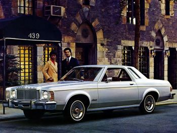 1975 76 Mercury Monarch 2 Door Sedan Vintage Muscle Cars Mercury Cars Ford Motor Company