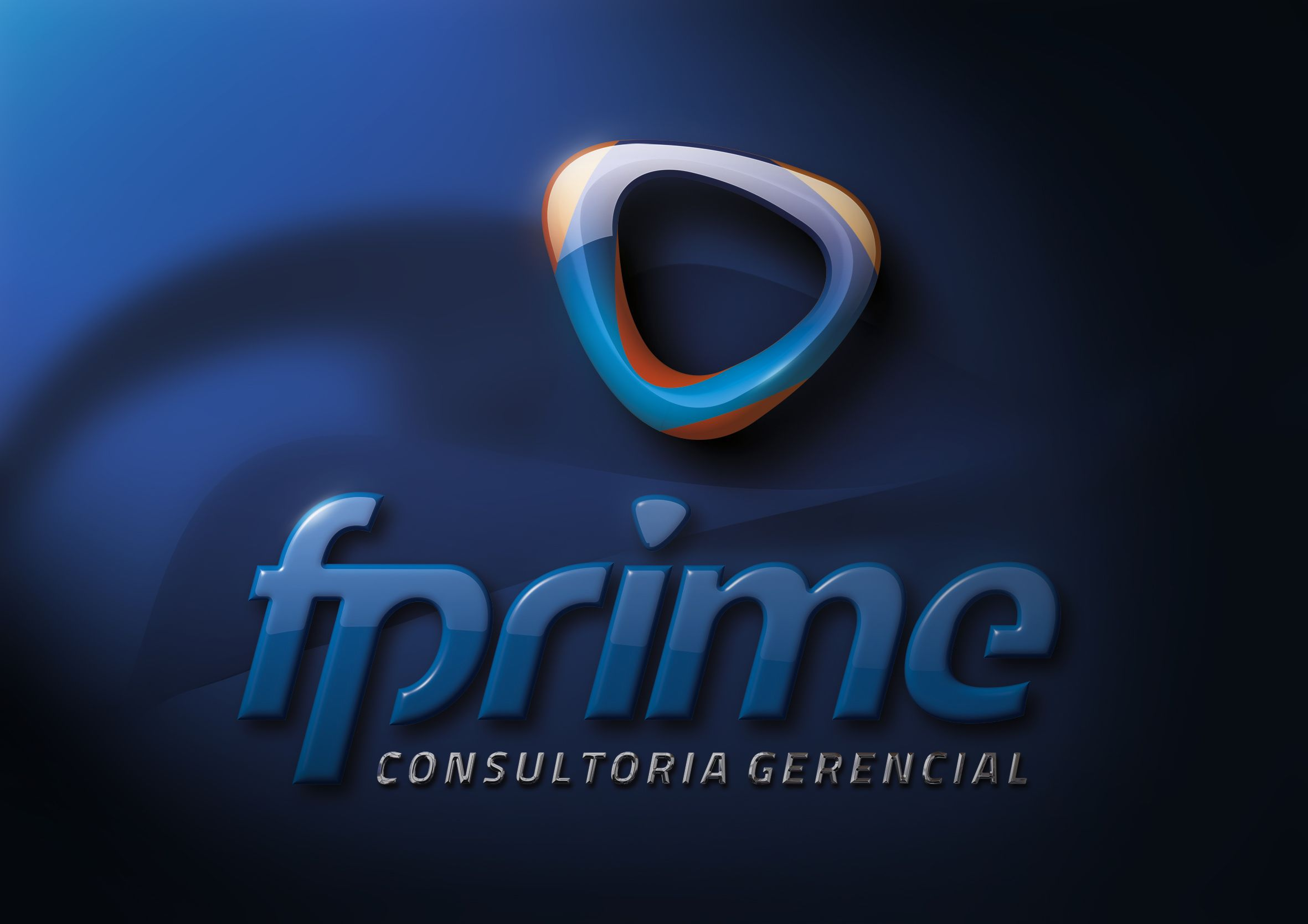Logotipo criado para a empresa de consultoria de São Paulo | SP | Brasil.