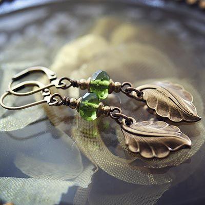 Faery Garden Earrings