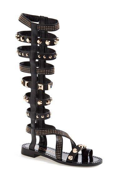 7f5bdbce4cd Ivy Kirzhner  Triumph  Studded Gladiator Sandal (Women) available at   Nordstrom