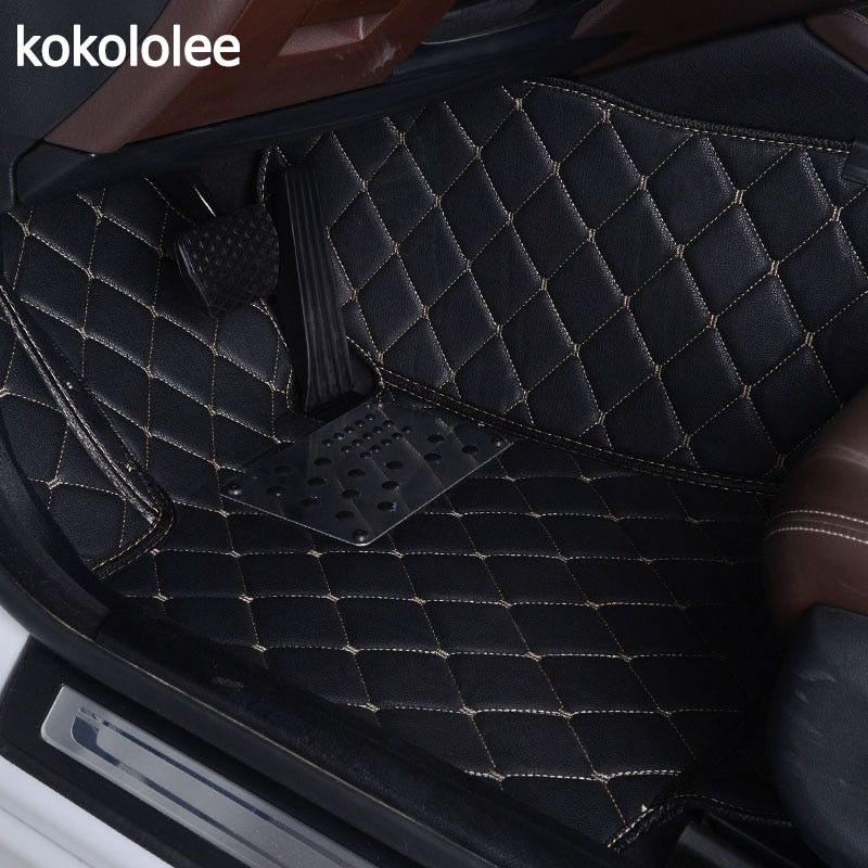 Kokololee Custom Car Floor Mats For Ford Focus 2 3 Kuga Ecosport