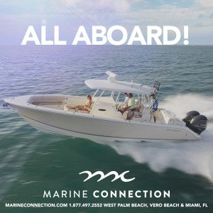 High-Performance, Luxury, and Real Fishing Smarts from Cobia Boats: Maverick Boat Company introduces their latest model for the Cobia lineup. The 344 Center Console comes in to round out their very popular offshore center consoles lineup.