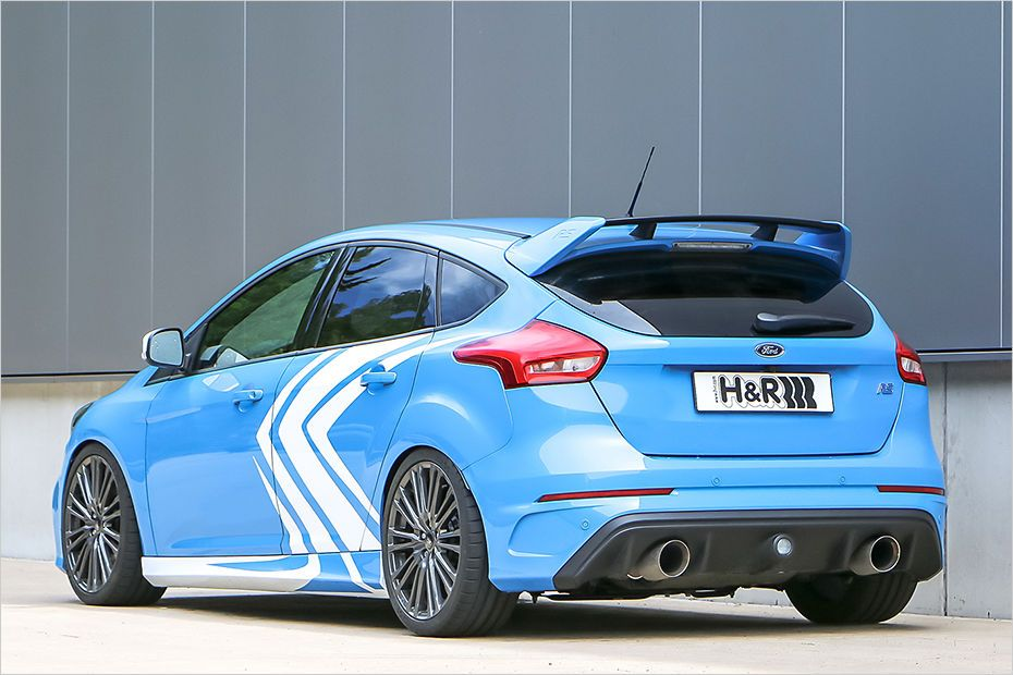 Tuning For The Ford Focus Rs