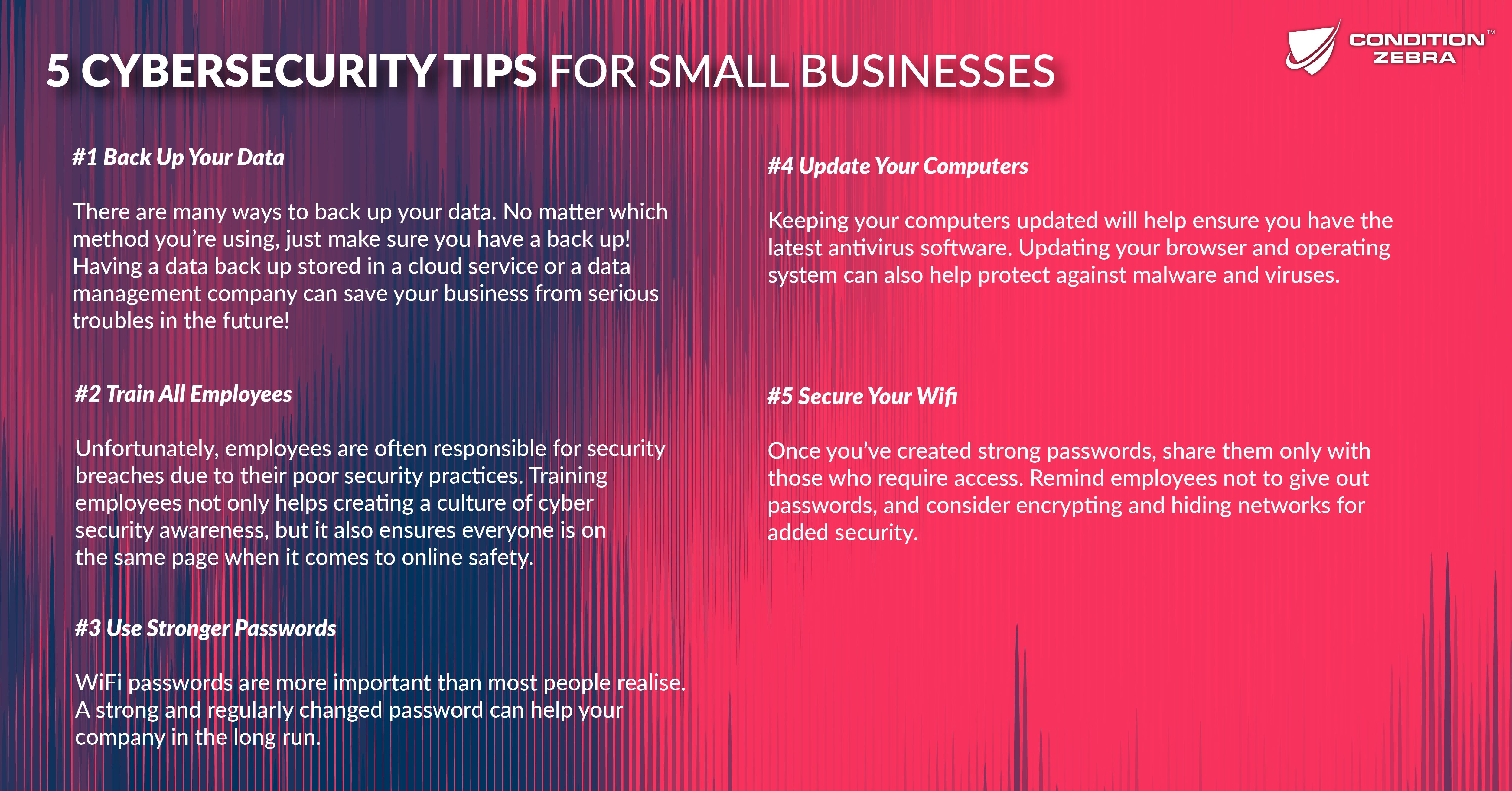 Cyber security tips for your employees » Business IT