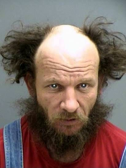 Bald ugly men