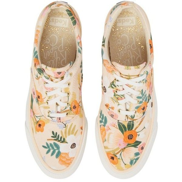 Keds ANCHOR RIFLE LIVELY FLORAL - Trainers - pink bw7d2V