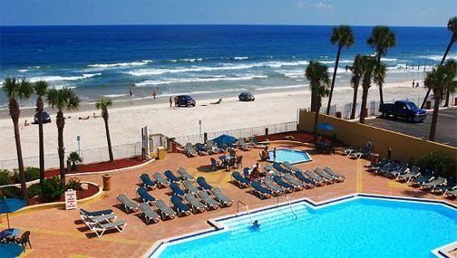 The Plaza Ocean Club Is Your Caribbean Retreat In Heart Of Daytona Beach One