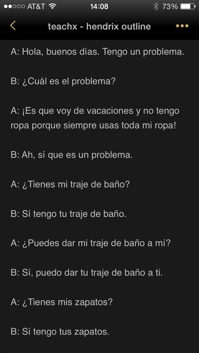 spanish how to use indirect object pronouns