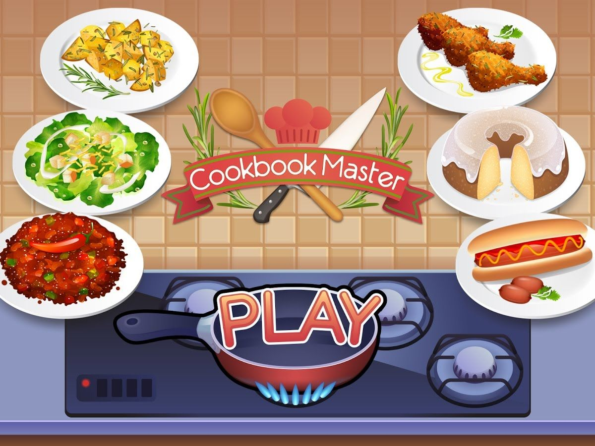 Cookbook Master Be the Chef Cook games Android İos Free Game GAMEPLAY VİDEO  | Cookbook, New cookbooks, Master app