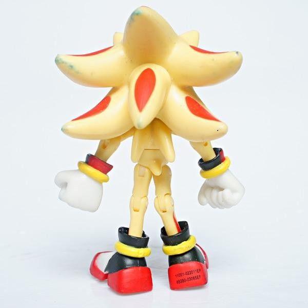Super Shadow The Hedgehog Sonic The Hedgehog X Sega Super Shadow Action Figure Toy City Super Shadow Sonic The Hedgehog Action Figures