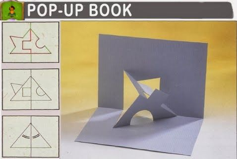 Paper Crafting: Pop-up Book