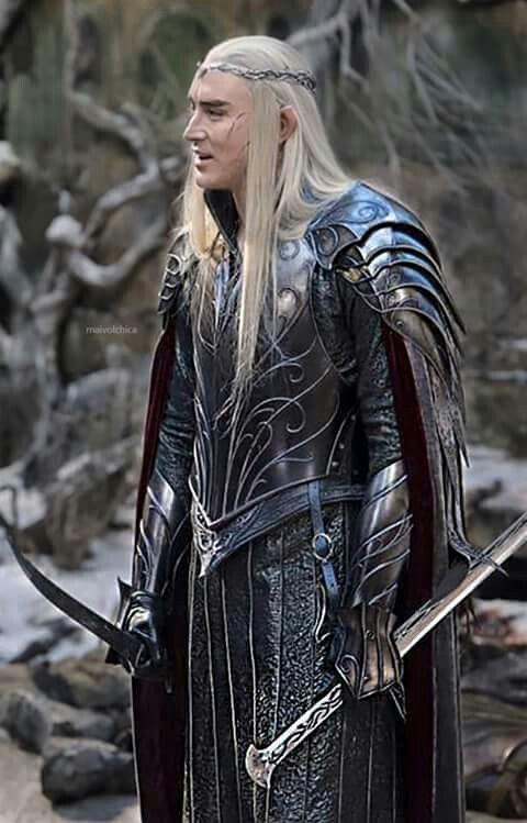 The Hobbit : the Battle of the Five Armies - Thranduil