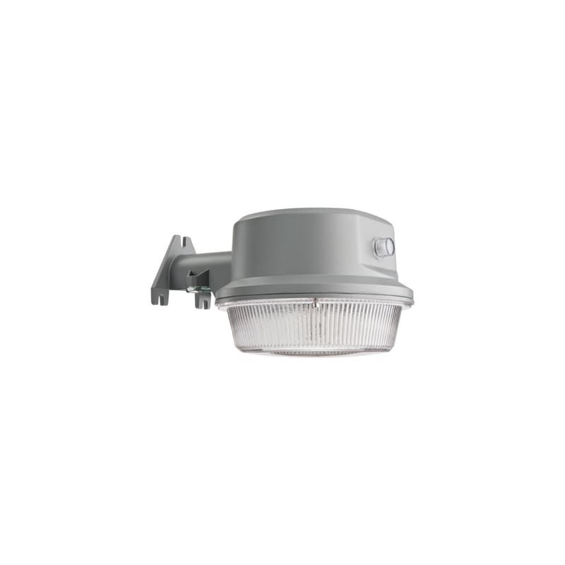 Lithonia Lighting TDD LED 1 40K 120 PE M4 21 Watt LED Area Utility Light Grey Commercial Lighting Utility Lights Utility Lights