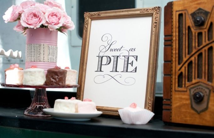 Tea Party Styled Shoot by Catie Ronquillo Photography