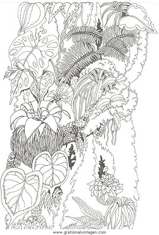 Tree Trunk Coloring Page Sketch