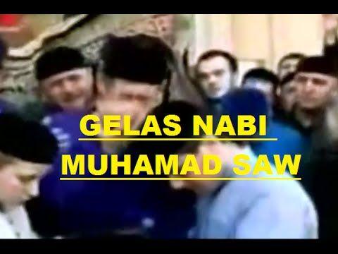Kebesaran allah di dunia yang dibuktikan dengan peninggalan gelas nabi muhamad saw. ada banyak sekali peninggalan nani muhamad yang ada sekarang ini. salah s...