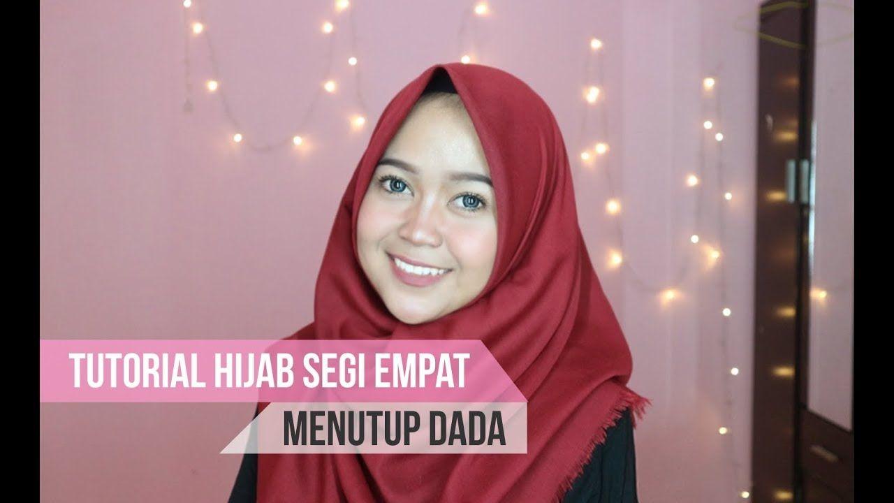 Tutorial Hijab Segi Empat Untuk Sekolah Smk Gaya Hijab Gaya Hijab