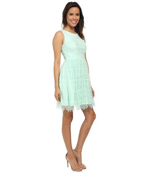 Jessica Simpson Sleeveless Lace Dress