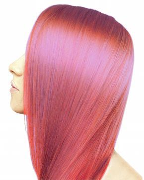 Ion Color Brilliance Neons Pink Flamingo Hair Inspired Styles