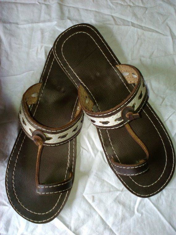 5c6b9afbbce Grand Design - African Kenyan Handmade Real Leather Mens  Unisex Sandals
