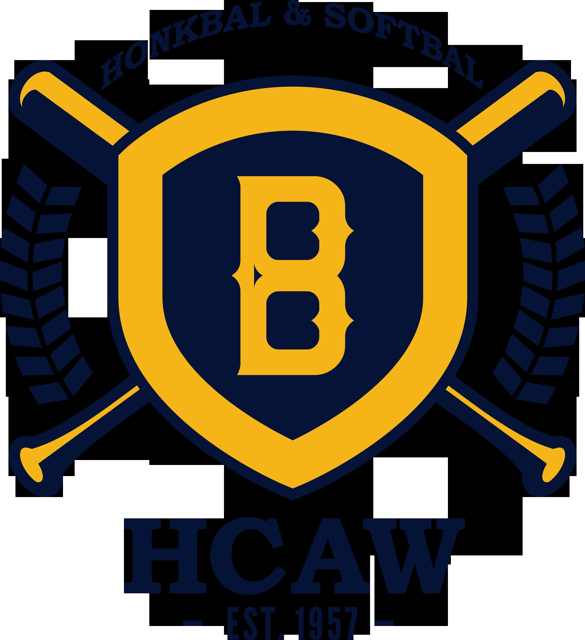 Logo Hcaw Baseball From The Netherlands Baseball Teams Logo Baseball Softball Baseball