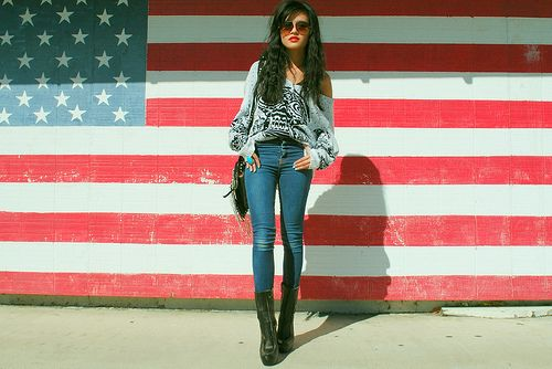 stars and stripes.