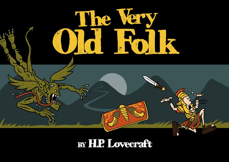 The Very Old Folk by muzski.deviantart.com on @deviantART
