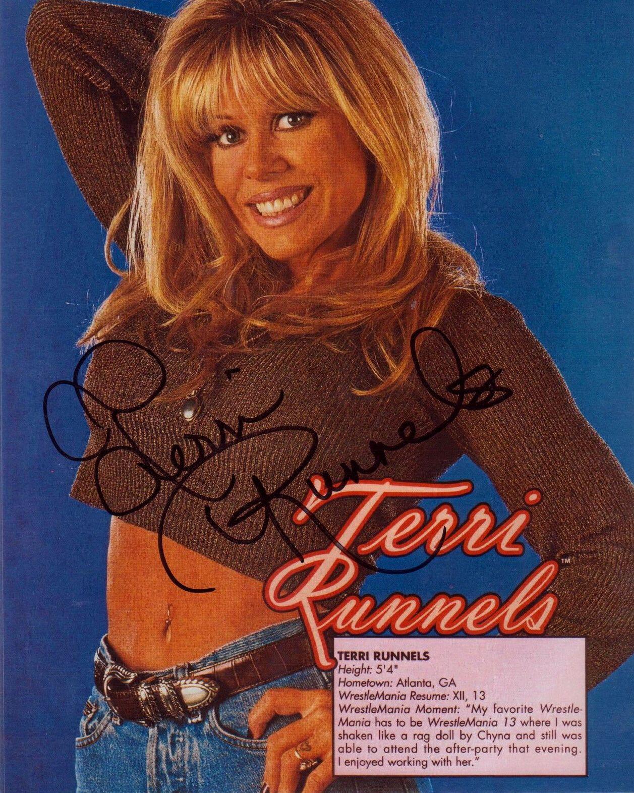 Terri Runnels Naked